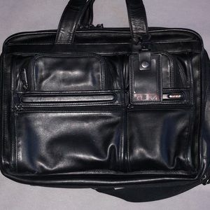 Tumi travel luggage